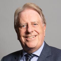 Rt Hon Sir David Evennett MP photograph