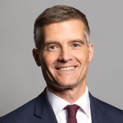 Rt Hon Mark Harper MP photograph