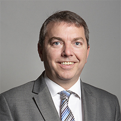 Gareth Johnson MP