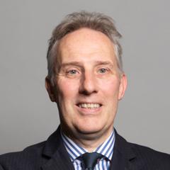 Ian Paisley Jr MP