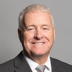 Ian Lavery MP photograph