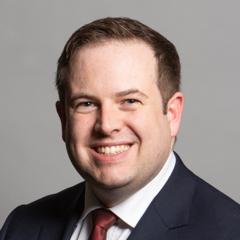 Stephen Doughty MP photograph
