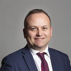 Neil Coyle MP photograph
