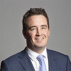 James Davies MP
