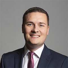 Wes Streeting MP photograph