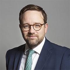 Chris Elmore  MP