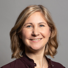 Anna McMorrin MP