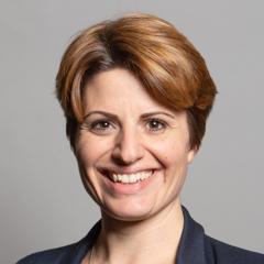 Emma Hardy MP photograph