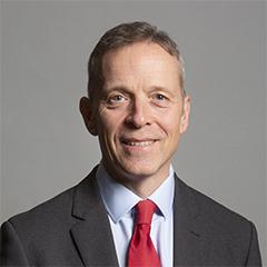 Matt Rodda MP photograph