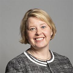 Nickie Aiken MP photograph