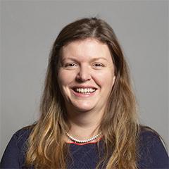 Cherilyn Mackrory MP photograph