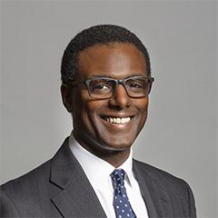 Darren George Henry MP