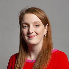 Charlotte Nichols MP