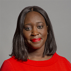 Abena Oppong-Asare MP