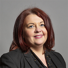 Paula Barker MP photograph