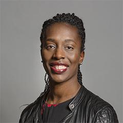 Florence Eshalomi MP