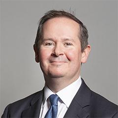 David Simmonds MP