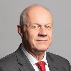 Damian Green  MP